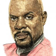Capt. Ben Sisko, DS9, by Michael Brugh